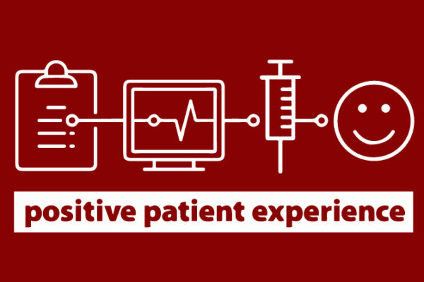A positive new patient experience